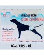 Dog Hygiene Diaper | Diaper for Elder Dogs