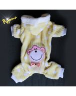 Dog Clothes | Pyjamas for Dogs, Yellow