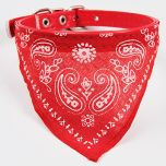 Bandana for dogs and cats | Red Bandana