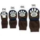 Dog Socks |Brown&Honey