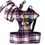 Dog Harness |MurrBerry Red & Blue |Harness for Dogs
