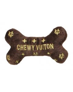 Dog Plush toy ** Chewy Vuiton ** Bone **