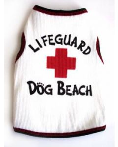 Dog Tank Top | Lifeguard
