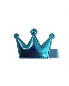 Dog Hair Jewelry | Blue Crown