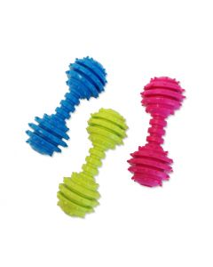 Dog Toy | Dog Dumbbell | Natural Rubber Toy | 3 Colors