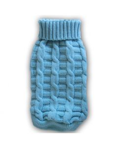 Dog Sweater | Baby Boy Blue
