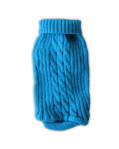 Dog Sweater | French Blue