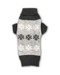 Dog Clothes | Dog Sweater Snow Star