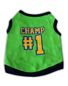 Dog Clothes | Dog Tank Top | Champ 1