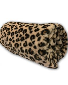 Plush Blanket Leopard for Your Puppy