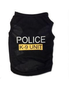 Dog Tank Top | Police K-9 Unit