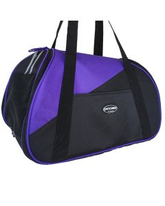 Pet Carrier Sport Pet Traveller Purple | Lightweight Carrier
