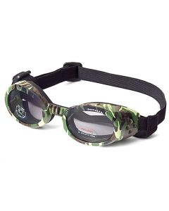 Sunglasses for Dogs Doggles Camo Green