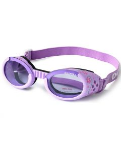 Doggles Lilac Flower | Quality Sunglasses for your Pet