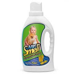 Floor Cleaner | Mr. Smell Floor Cleaner Bio-enzyme | Flower Scent | Eliminates Odours, including organic smells