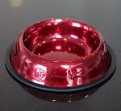 Food Bowl | Candy Red Apple | Food Bowl for Pets