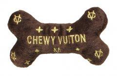 Dog Plush toy ** Chewy Vuiton ** Bone **
