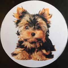 Mouse Pad | Yorkshire Terrier Puppy Print