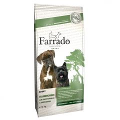 Dog food Farrado Rabbit | Complete top quality dog food