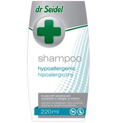 hypoallergenic shampoo for dogs and cats | Dr Seidel