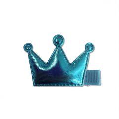Dog Hair Jewelry |Blue Crown