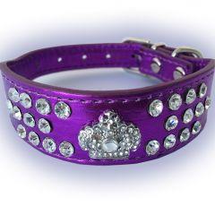 Dog Collar |Cat Collar |Fairytale Princess |Purple