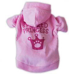 Dog Hoodie |Pink Princess