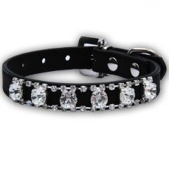 Collar for Dogs and Cats | Diamond Decorated Collar | Timangi Dimangi