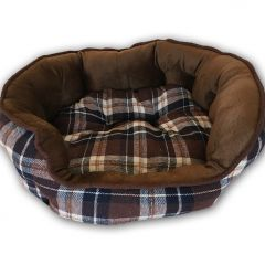 Dog Bed Country Pup Weekend | Cottage Style Pet Bed