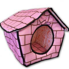 Dog Bed | Cat Bed | Villa Pink Holiday