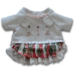 Dog Clothes | Dog Dress | Adorable Bunny Dress
