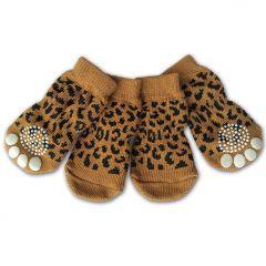 Anti-Slip Socks |Leopard
