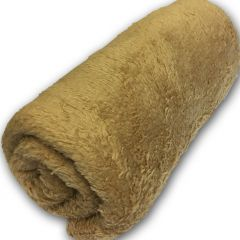 Dog Nap Blanket | Soft Camel | Pet Sleeping Mat
