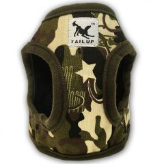 Dog Harness | Step-In Camo