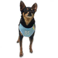 Dog Harness | Mesh 85 Blue