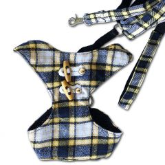 Dog Harness | MurrBerry Yellow | Harness for Dogs