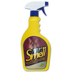 Cat Hygiene |Mr. Smell Cat Urine Odour Remover |Efficiently Removes Cat Urine Odour