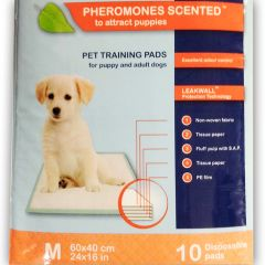 Disposable Pheromones Scented Puppy Pee Pads