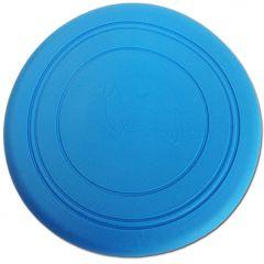 Koiran silikoni frisbee, hellä hampaille, lentää hyvin DiivaDog