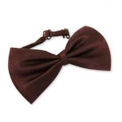 Bow Tie for a Dog or a Cat | Classic Brown