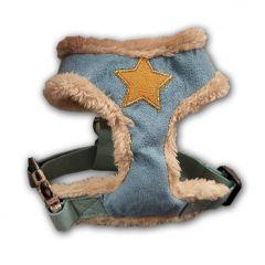 Dog Harness | Fur Star Harness Blue