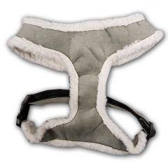 Dog Harness | Gray Teddy