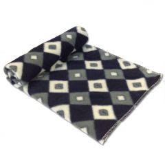 Dog Nap Blanket | Orginal Black Diamond | Blanket for Dogs