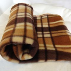 Dog Nap Blanket MurrBerry Brown
